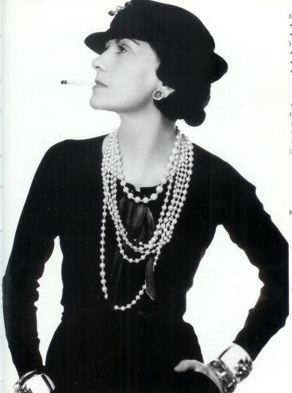 "Gabrielle ""Coco"" Bonheur Chanel (1883–1971)"
