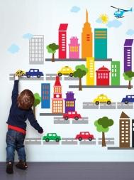 városi közlekedés mágneses utakon
