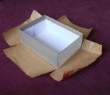 a doboz csomagolása