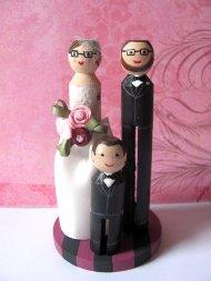 csipesz esküvő