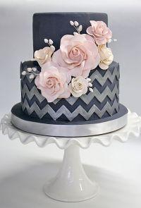 7. szürke-halvány rózsaszínű torta