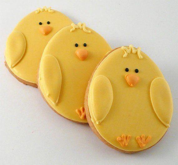 tojás alakú csibék