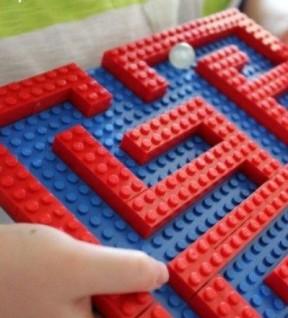 lego labirintus
