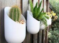 fali növénytartó